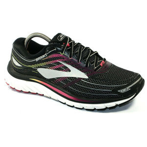 Brooks Womens Glycerin 15 Black Sneakers Size 10